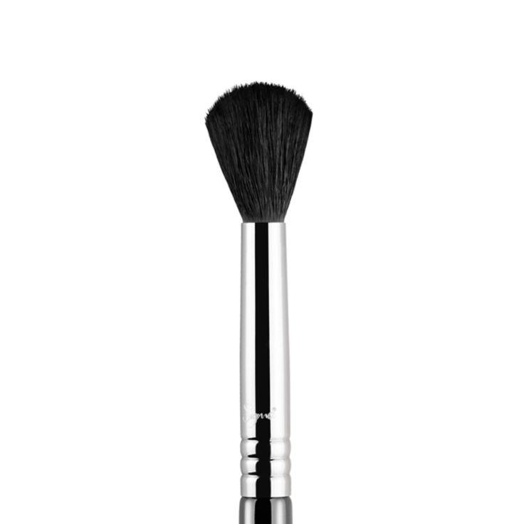 Pincel Sigma Beauty E40 – Tapered Blending Brush Preto