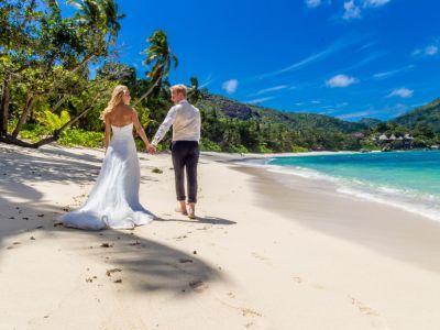 Die besten Hotels für Flitterwochen auf den Seychellen – wunschlos glücklich! #Hochzeitreise #Honeymoon #Flitterwochen