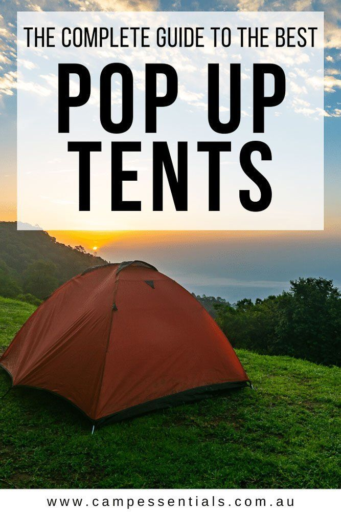 Camp Essentials Campessentials On Pinterest Tent Best Tents For Camping Pop Up Tent