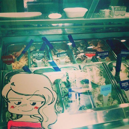 La piccola Marta vi consiglia un locale a Cave in provincia di roma. Si chiama Lior e produce un buonissimo gelato artigianale, per tutti i gusti e per tutti i palati. In oltre è in grado di accontentare anche chi è intollerante al latte vaccino! Se siete nei paraggi passate a trovarli  e gustatevi un buon gelato in compagnia!