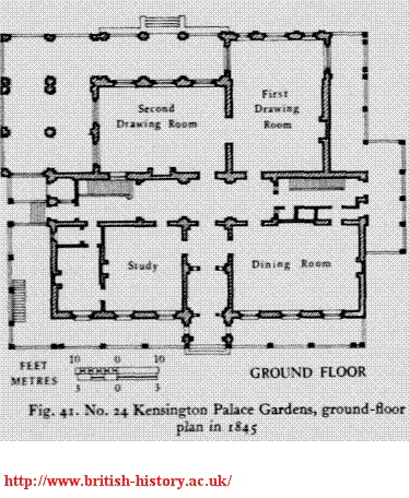 87 best images about kensington palace on pinterest for Palace house plans