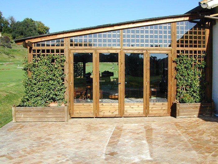 Oltre 20 migliori idee su copertura in legno su pinterest for Piccoli piani di portico in legno