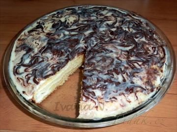 Zobrazit detail - Recept - Maďarský tvarohový koláč