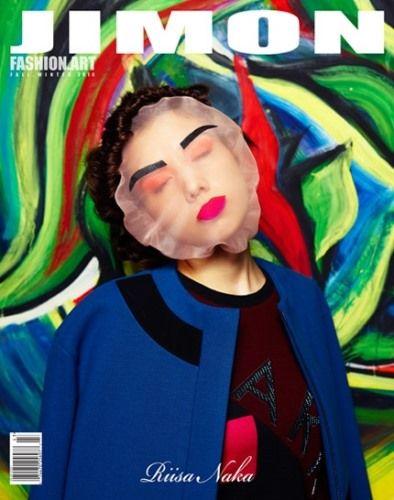 「JIMON magazine #10」HEAD Piece