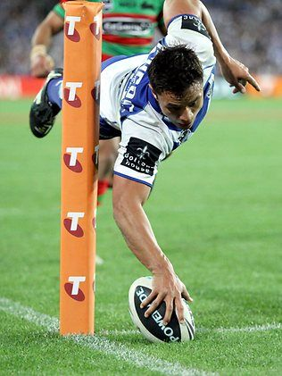 2012 NRL Grand Final Jackpot for Canterbury Bulldogs' lucky Charm Sam Perrett