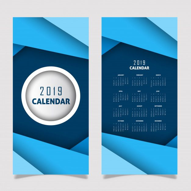 Pin by vector kh on News | Calendar design, Calendar design template