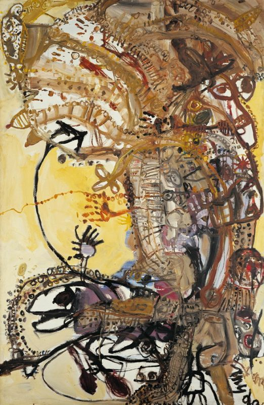 John OLSEN 'Journey into the you beaut country no. 2', (1961)
