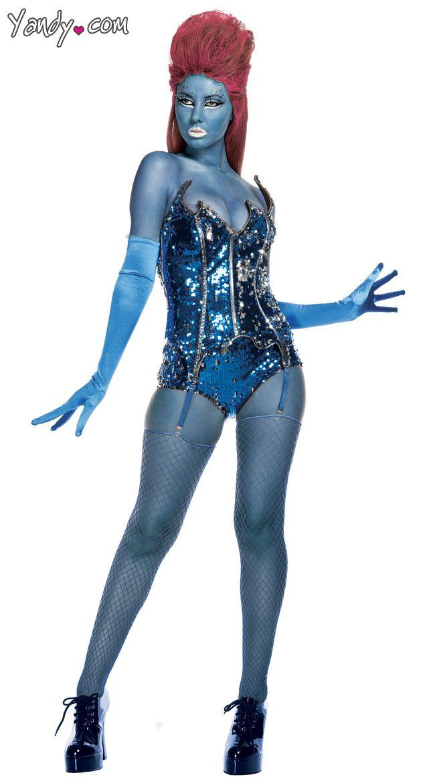 alien costumes for girls