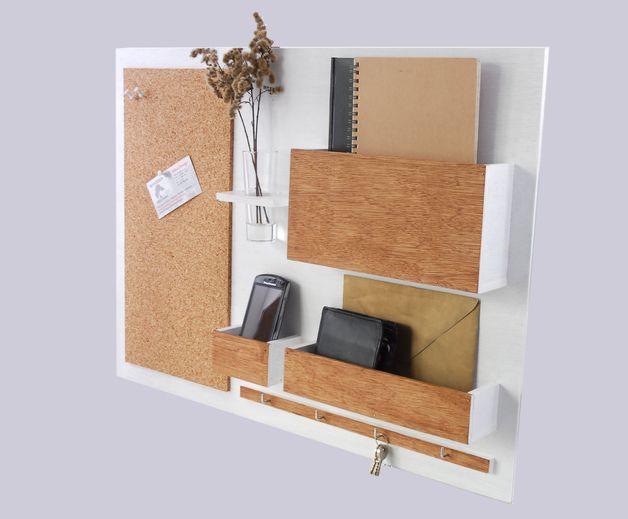 ORGANIZER WAND - 49 individuelle Produkte aus der Kategorie: Wohnen + Leben | DaWanda