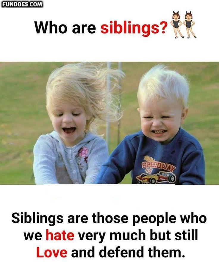 Pin On Siblings Love