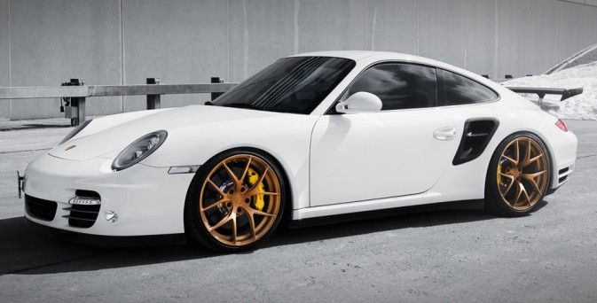 Porsche 997 on PUR 4OUR by Inspired Autosport > Constructeur : Porsche - Supercharged