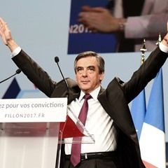 Former Prime Minister Francois Fillon will join the 2017 French presidential bid (317542)