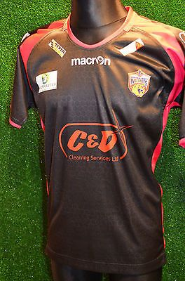 #Wakefield trinity wildcats #macron 2014 away rugby #shirt (l) jersey top trikot,  View more on the LINK: 	http://www.zeppy.io/product/gb/2/331512701184/