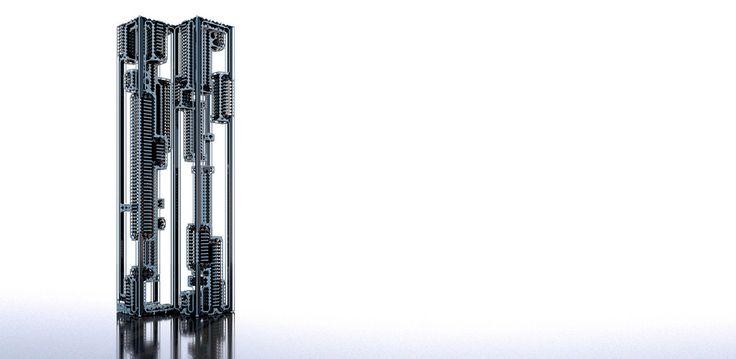 Michael Hansmeyer - Cellular Automata 11