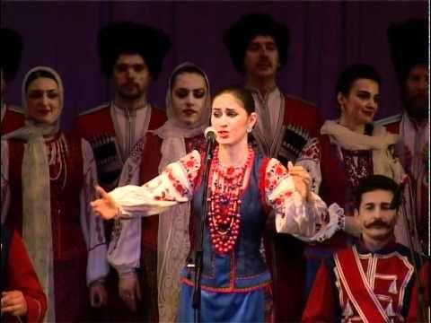 Кубанский казачий хор - С. Бовтун - Полюбыла Пэтруся