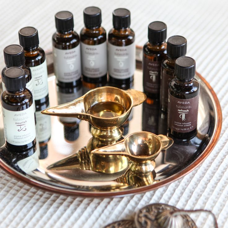 Experience Tulasāra at your favorite Aveda spa with the Dual Exfoliation peel and other customized treatments.