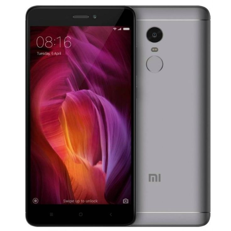 Xiaomi Redmi Note 4 (32GB) GoldSmartPhone,  SIM: Dual, Οθόνη: 5.5