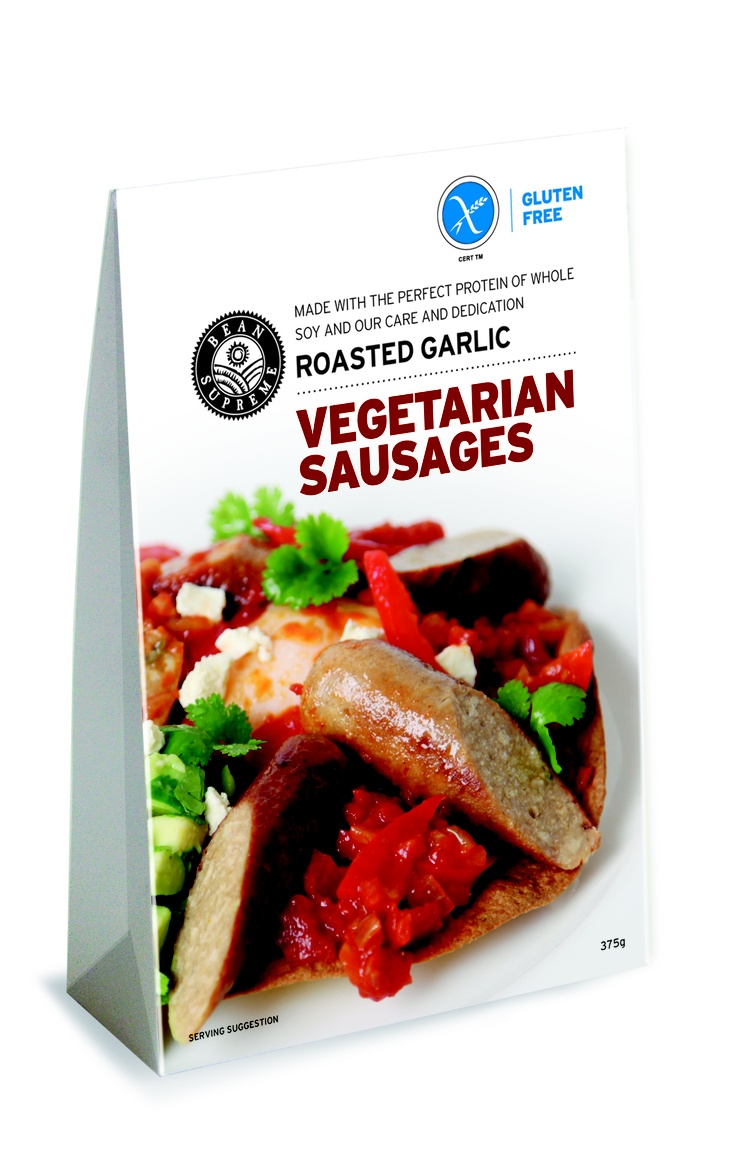 Gluten Free Sausages can be found at your local supermarket.
