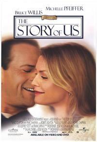 The story of us, originele videoband VHS in prima staat. Slechts 1x bekeken. - 1,00 € -