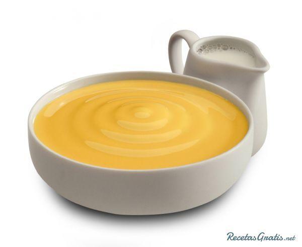 Aprende a preparar crema inglesa para postres con esta rica y fácil receta.  La crema inglesa es una salsa que se utiliza en la elaboración de distintos postres en...