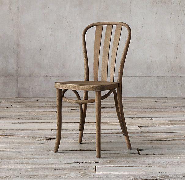 Paris Bistro Side Chair έ ί έ