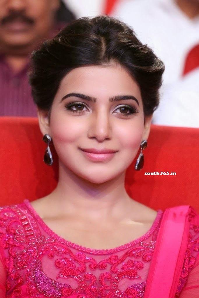 Samantha Ruth Prabhu Closeup Smiley Photos and Movie Pictures (9) at Samantha Ruth Prabhu Cute Smile Stills  #SamanthaRuthPrabhu