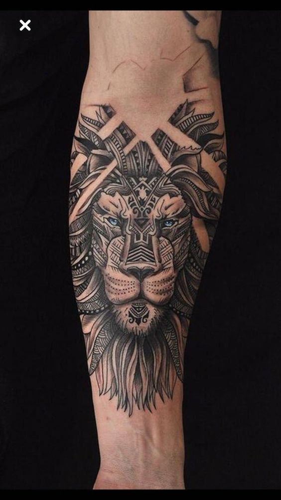 Popular Lion Tattoo Ideas for Men and Women