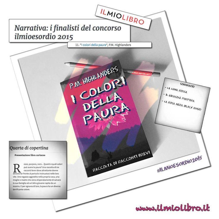 Dana, Madison, Rose - tre #racconti per una parola: paura  http://reader.ilmiolibro.kataweb.it/v/1154685/i-colori-della-paura_1155323 … #ilmioesordio2015 #libri #ebook