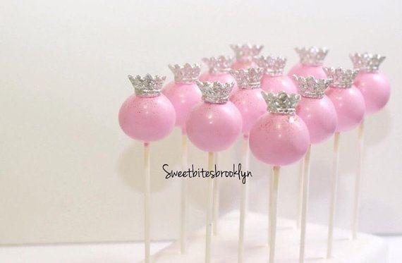 Torta de Princesa Tiara por SweetBitesBrooklyn en Etsy