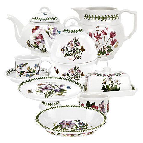 Buy Portmeirion Botanic Garden Tableware Online at johnlewis.com