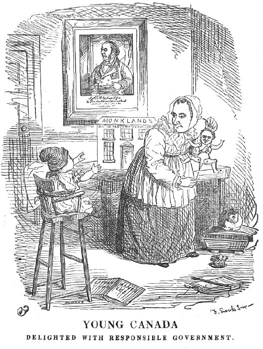 Begbie Contest Society - Rebellions of 1837