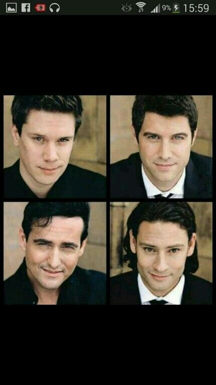 77 best il divo images on pinterest beautiful songs - Il divo gruppo musicale ...