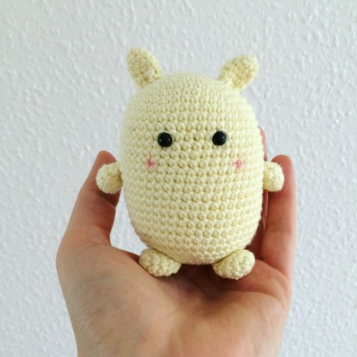 Boo | LittleHappyCrochet