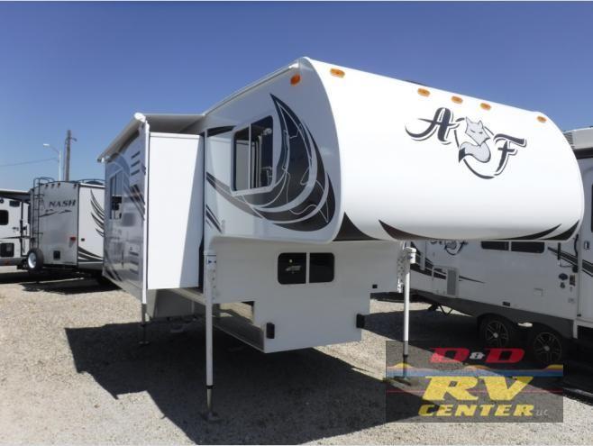 New 2019 Northwood Arctic Fox Camper 990 Wet Bath Truck Camper At