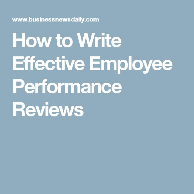 Best 25+ Employee performance review ideas on Pinterest - employee performance evaluation