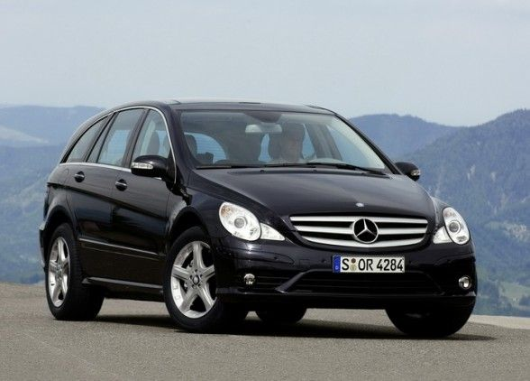 Mercedes Benz R-Class Review | Knowing Mercedes R Class