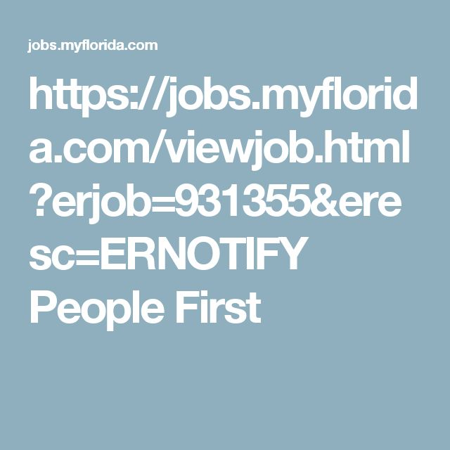 https://jobs.myflorida.com/viewjob.html?erjob=931355&eresc=ERNOTIFY People First