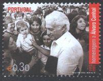 Álvaro Cunhal, político, advogado e escritor português. Álvaro Barreirinhas…