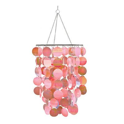 Brewster Home Fashions WallPops Room Accessories Pearl Chandelier | AllModern