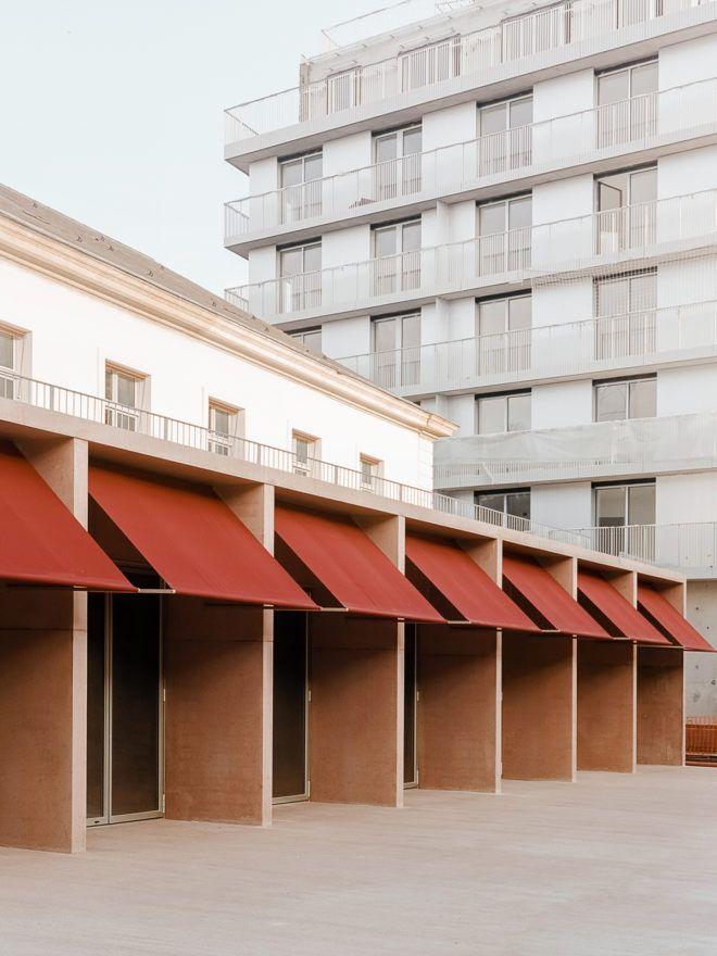 La caserne par S. Bossi | MirMir