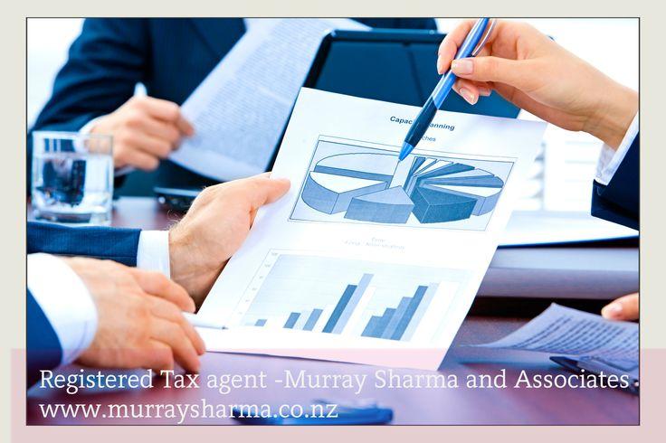 Murry Sharma and Associates most trustworthy accountancy professional tax agent in nz