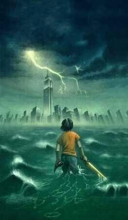 The lightning thief.