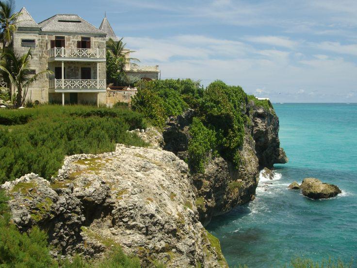 At Crane Hotel, Barbados