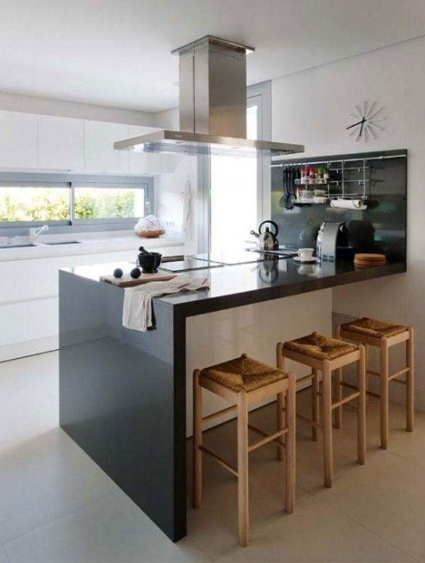 Modern House Kitchen Designs 30 Elegant Contemporary Kitchen