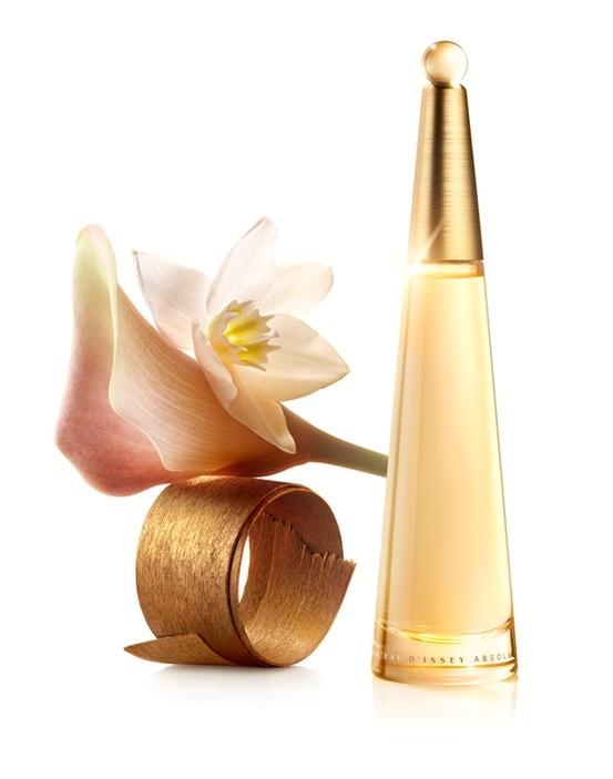 ISSEY MIYAKE L'EAU D'ISSEY ABSOLUE Eau de Parfum. Notes of lotus, freesia, tuberose, honey, vanilla, and woods.