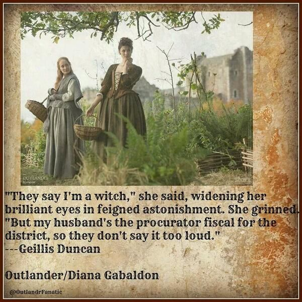 Outlander Quote fanart by @OutlandrFanatic