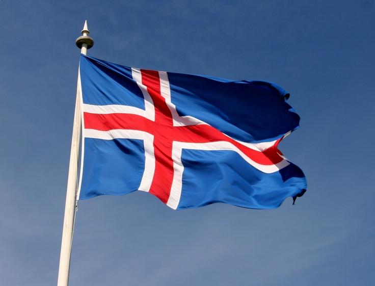 Iceland #flag