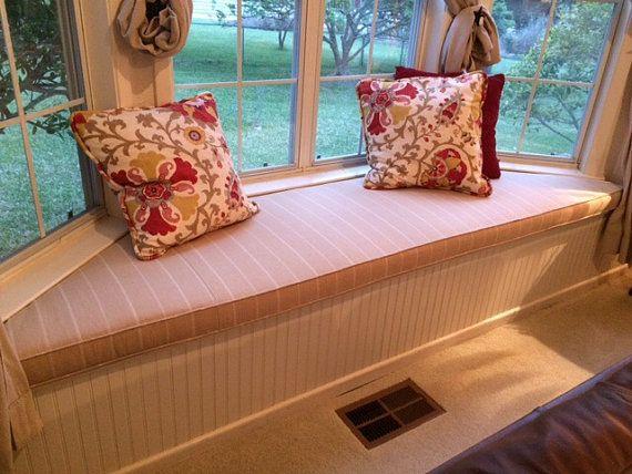 Trapezoid Bench Cushion Window Cushion Custom Bench Cushion Window Cushion Custom Benches