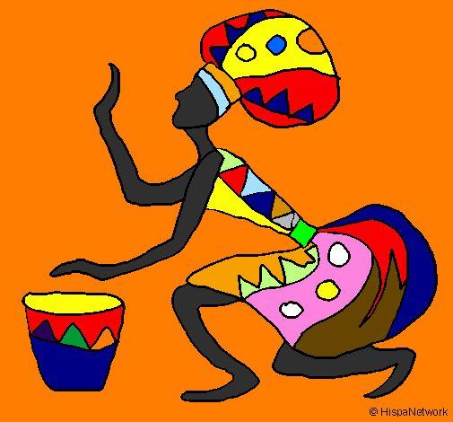 Arte africana                                                                                                                                                      Mais