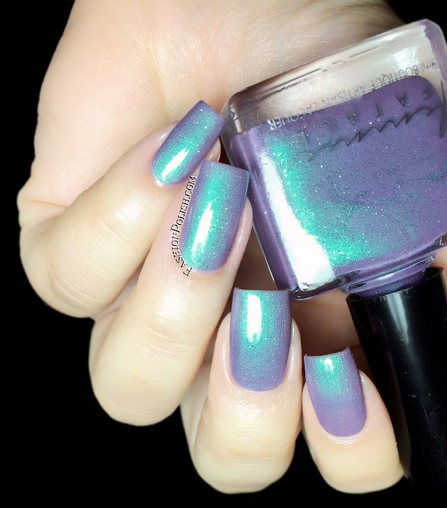 Fashion Polish: Femme Fatale The Mad Tea-Party Collection- Up Above the World You Fly